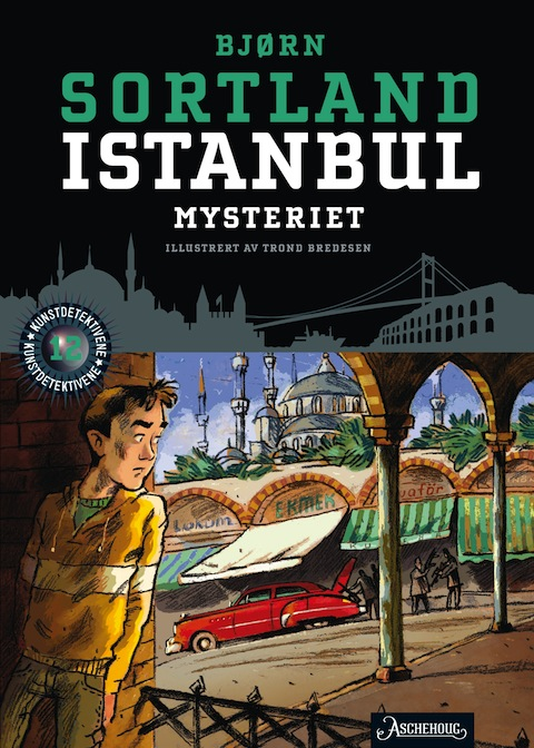 Istanbul-mysteriet cover